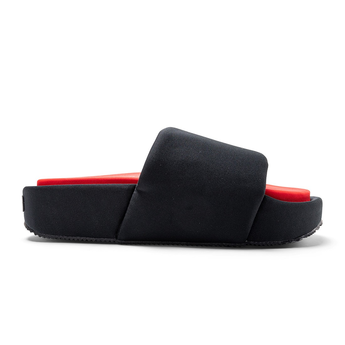 Adidas Y-3 Men Slide (black / red)