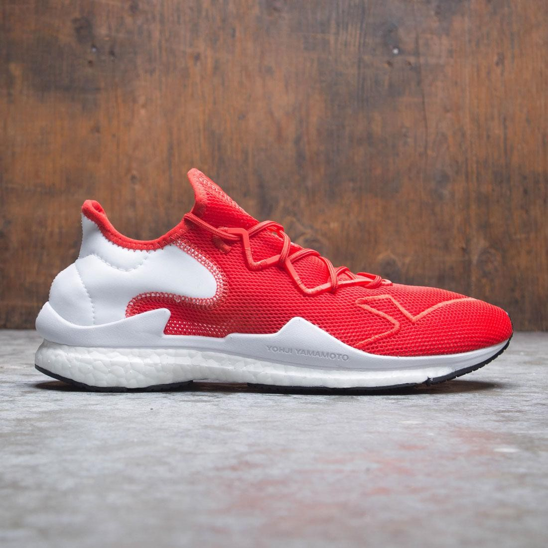 Adidas Y-3 Men Adizero Runner (red / footwear white / core black)