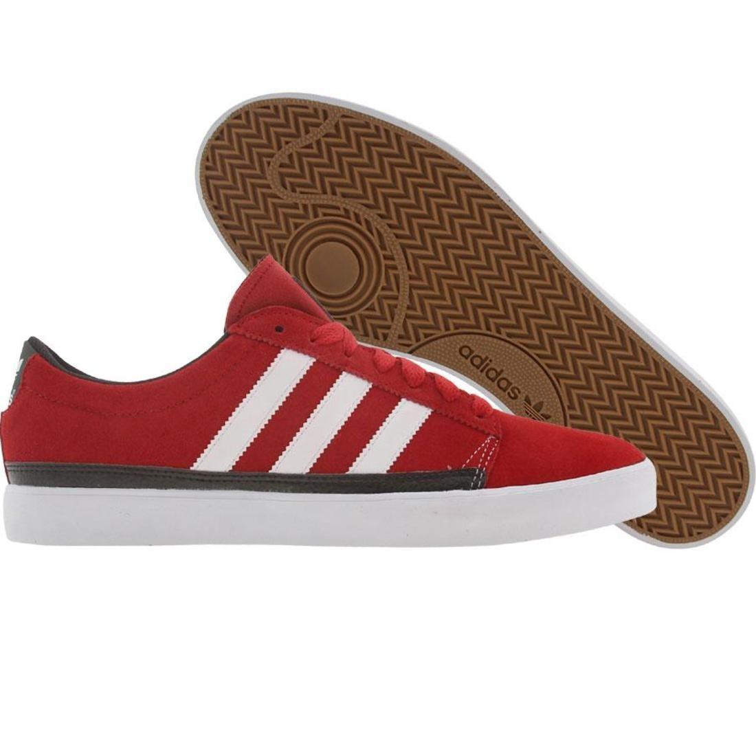 Adidas Skate Rayado Low (university red   runninwhite   black) e4ab48473