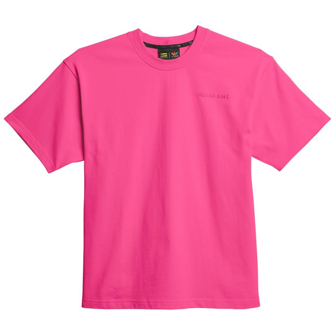Adidas x Pharrell Williams Men Basics Shirt (pink / semi solar pink)