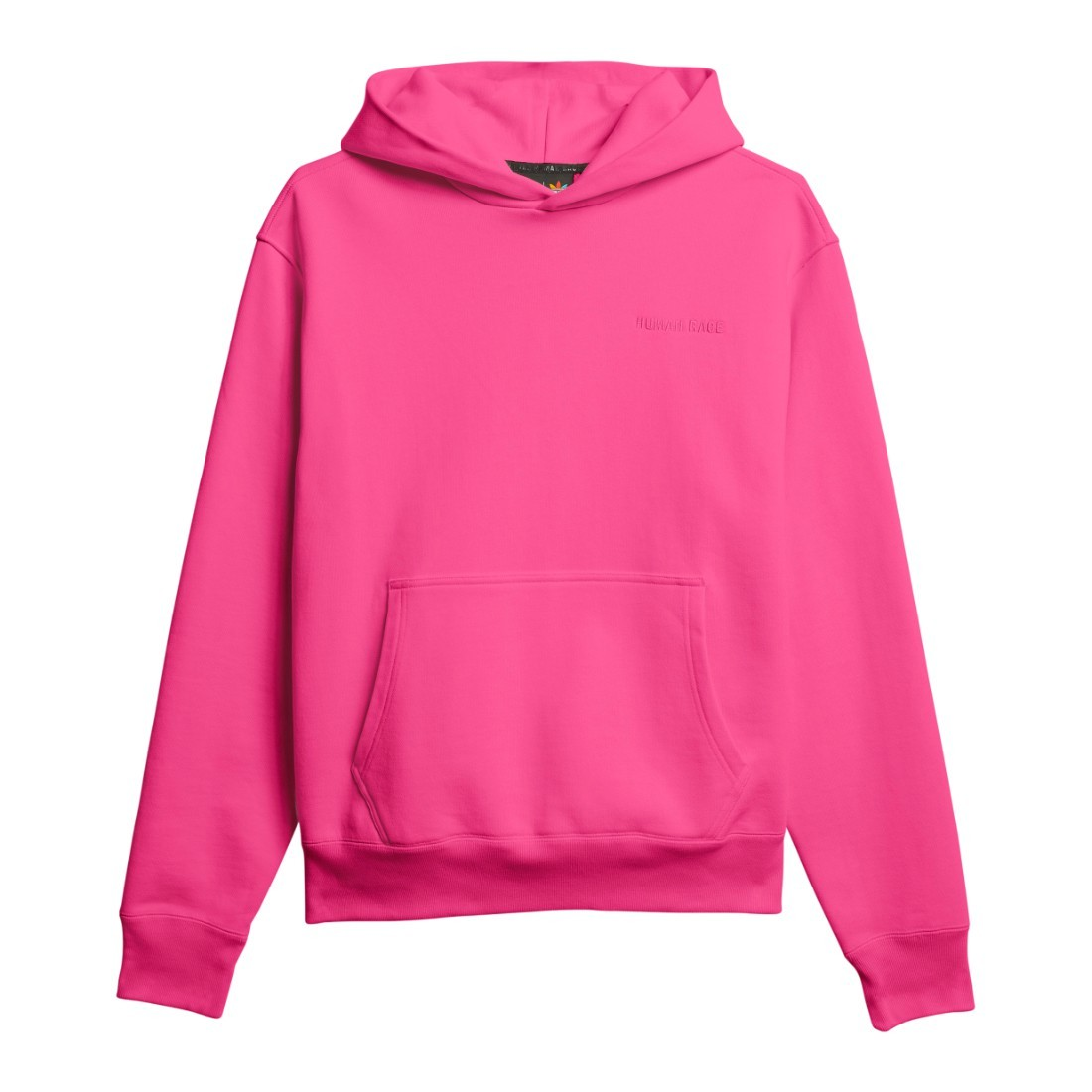 Adidas x Pharrell Williams Men Basics Hoodie (pink / semi solar pink)
