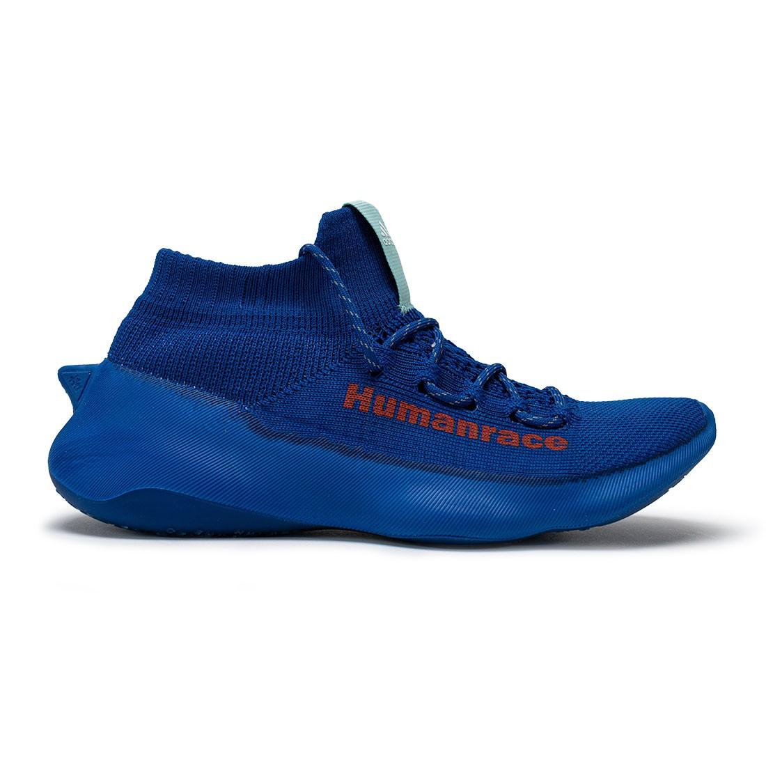 Adidas x Pharrell Williams Men HumanRace Sichona (blue / royal blue / easy coral / clear aqua)