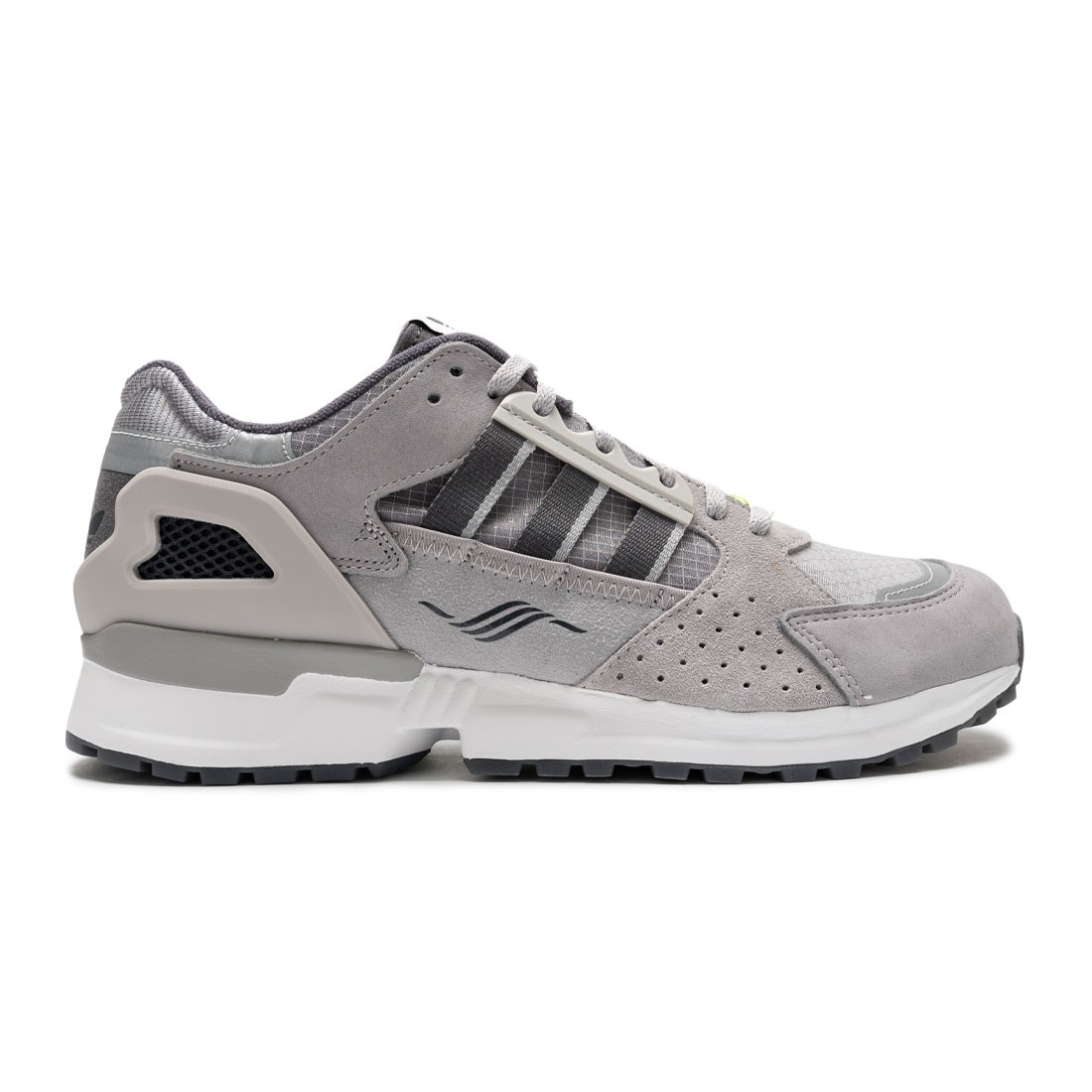 Adidas Men ZX 10,000 C (gray / clear grey / core black)