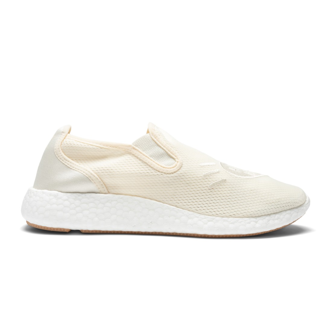 Adidas x Human Made Men Slipon Pure (white / footwear white / core black)