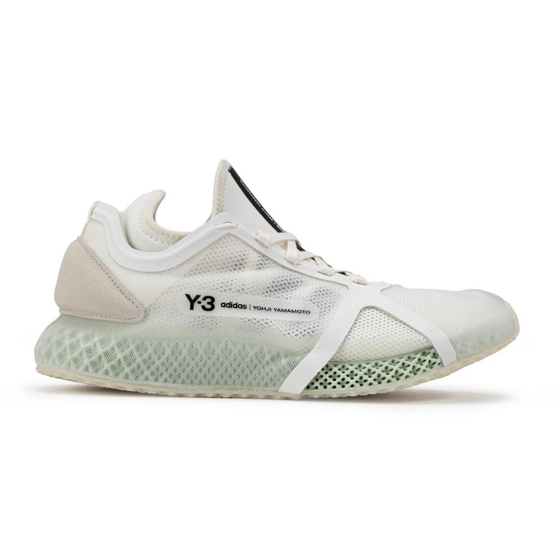 Adidas Y-3 Men Runner 4D IOW (white / off white / black)
