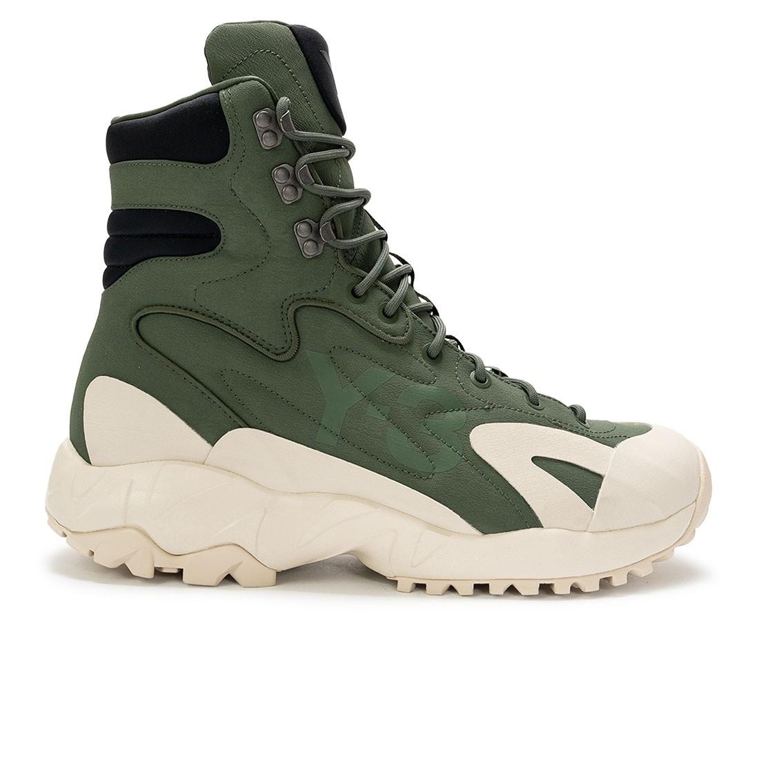 Adidas Y-3 Men Notoma (green / shadow green / clear brown / black)