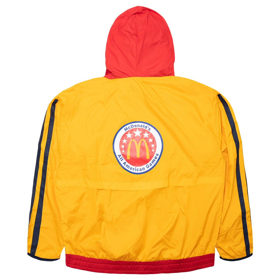 Adidas x Eric Emanuel Men McDonald's All American Game Hoodie (yellow / athletic yellow)