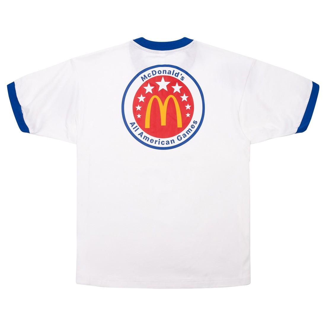 Adidas x Eric Emanuel Men McDonald's All American Game Graphic Tee (white)