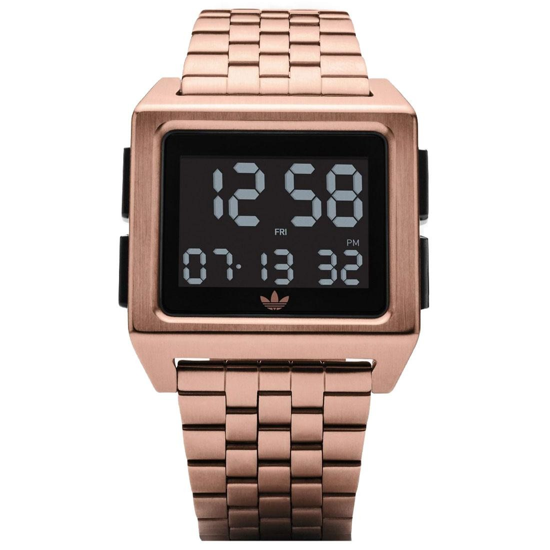 Adidas Archive M1 Watch (gold / rose gold / black)