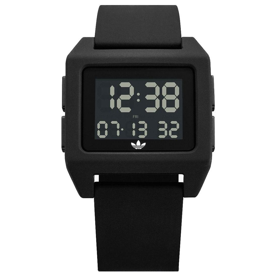 Adidas Archive SP1 Watch (black / all black)