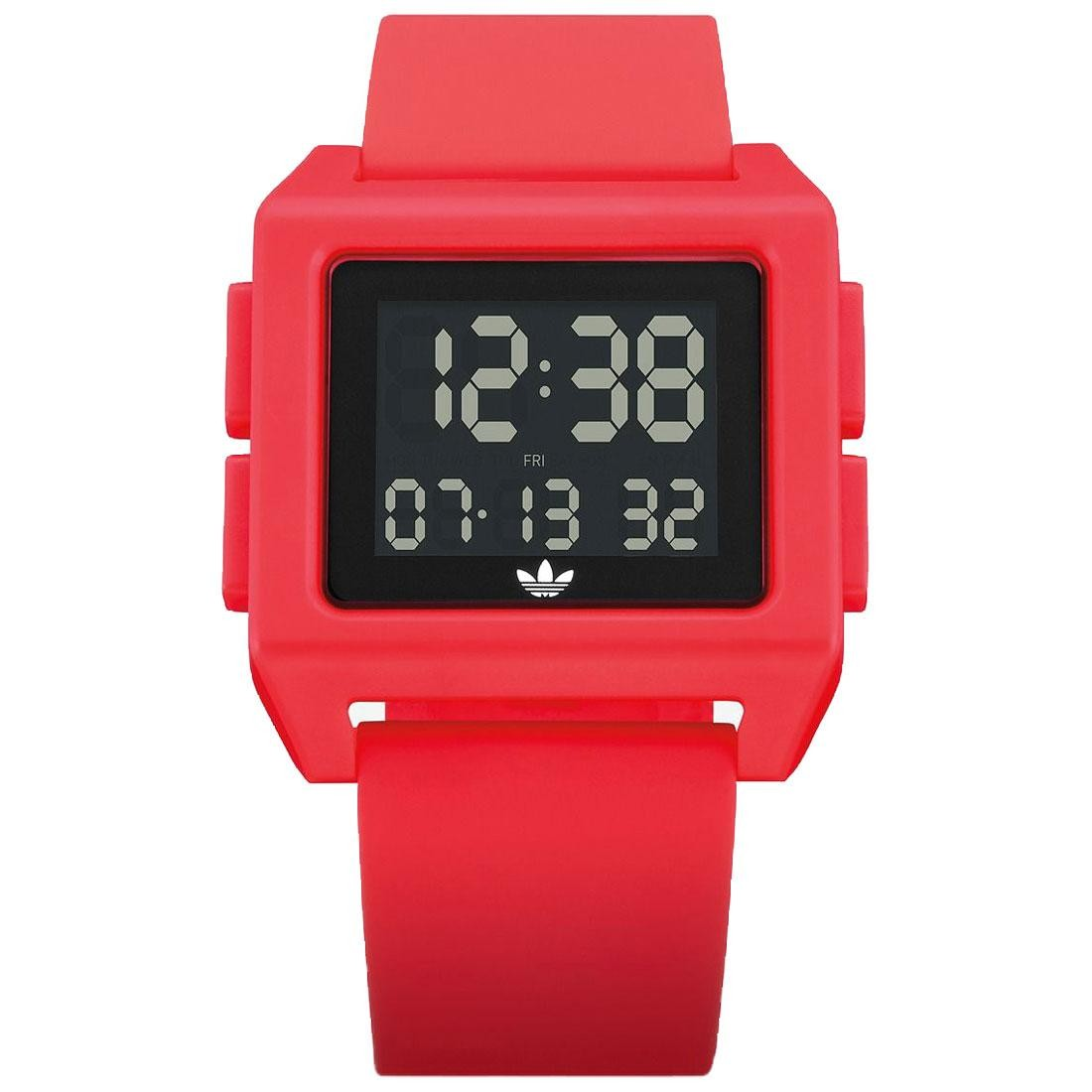 Adidas Archive SP1 Watch (red / shock red)