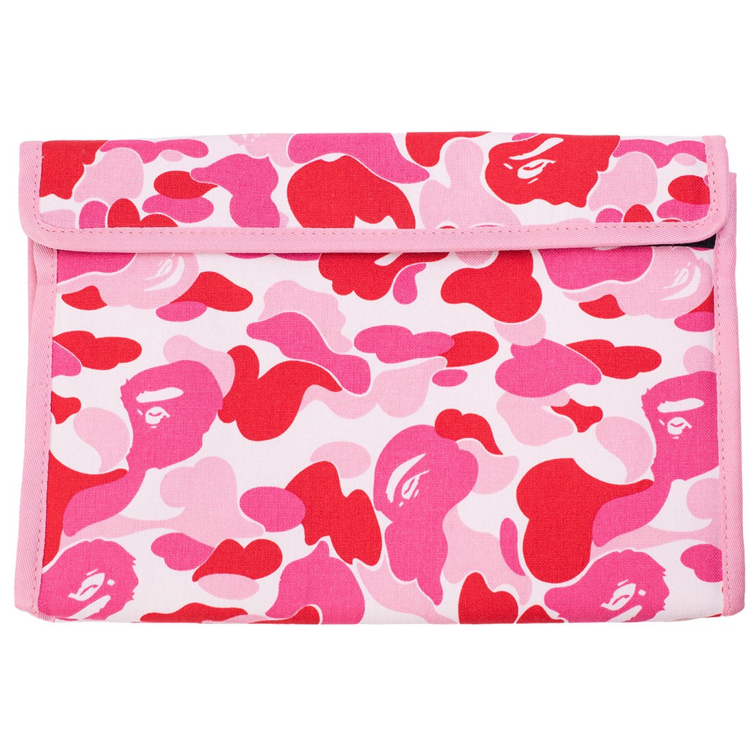 A Bathing Ape ABC Camo Tissue Cover (pink)