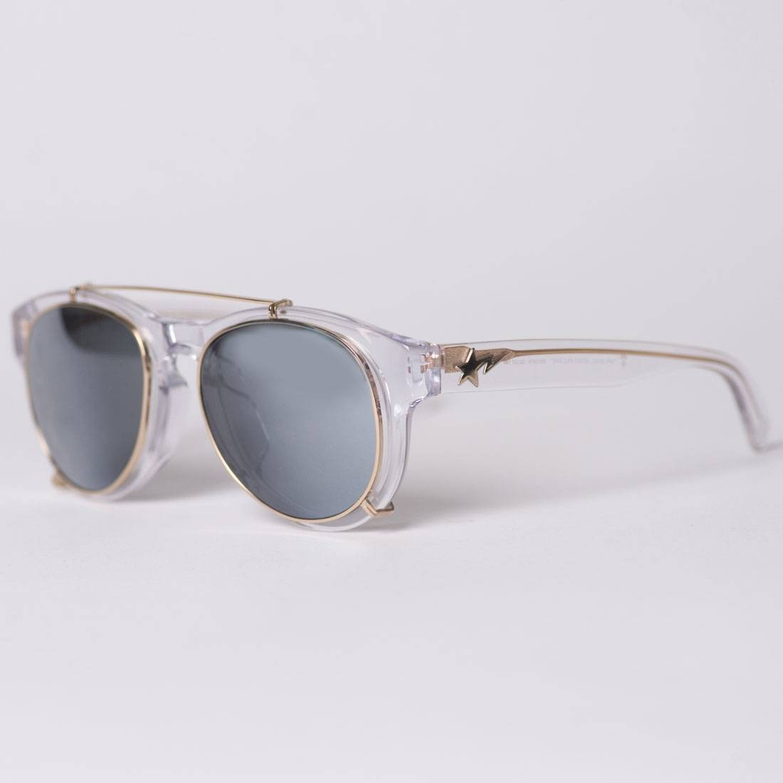 A Bathing Ape BS13014 WT Sunglasses (white)