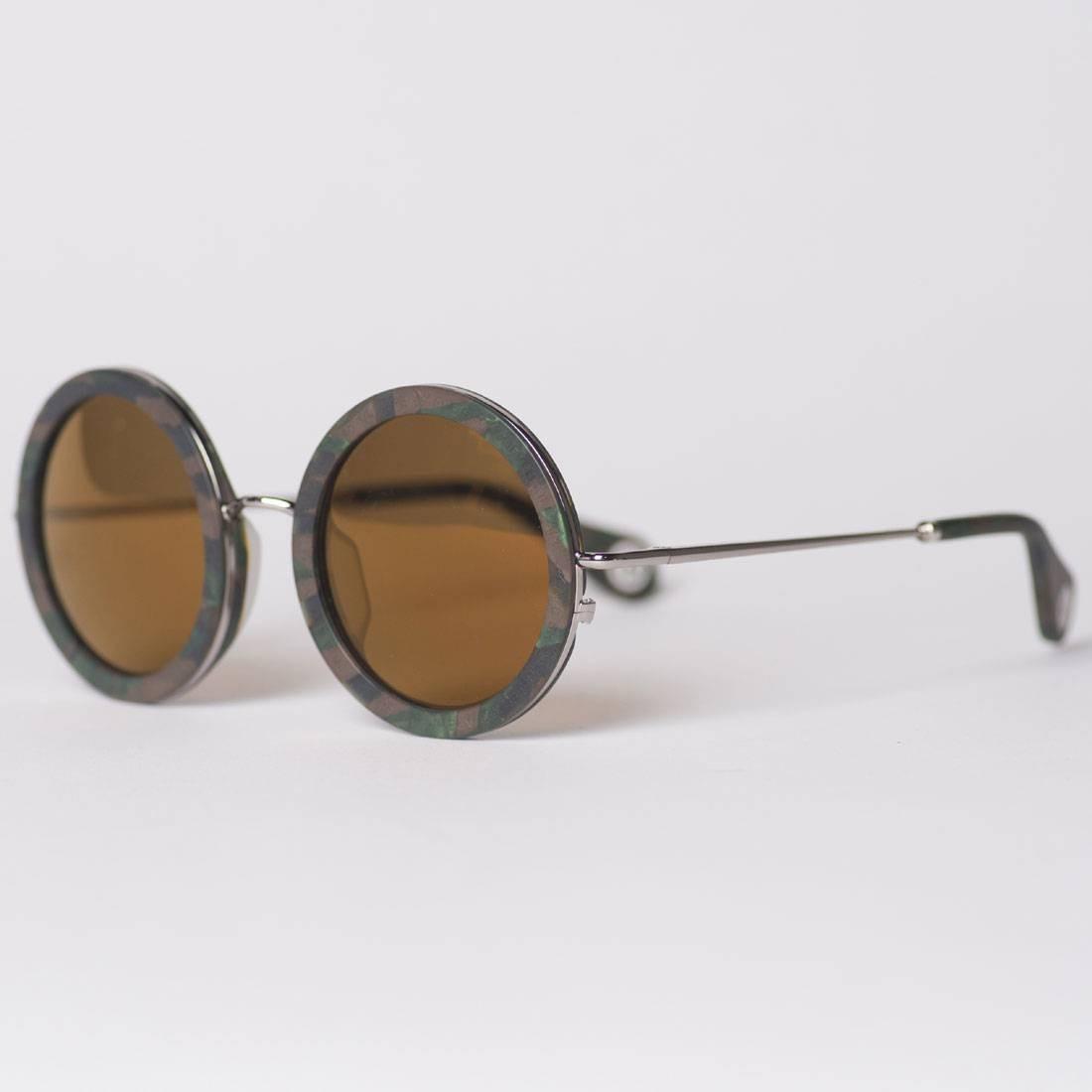 A Bathing Ape BS13027 CM Sunglasses (camo)