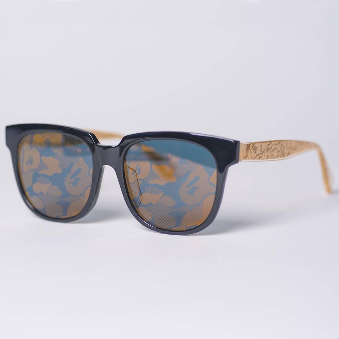 A Bathing Ape BS13073 BG Sunglasses - 2017 New Year Edition (black / gold)
