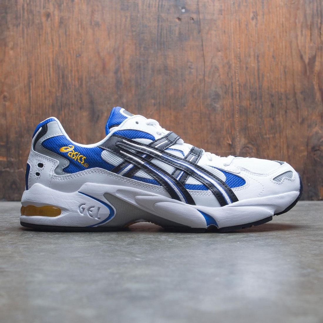base grua Tamano relativo  Asics Tiger Men Gel Kayano 5 OG white black