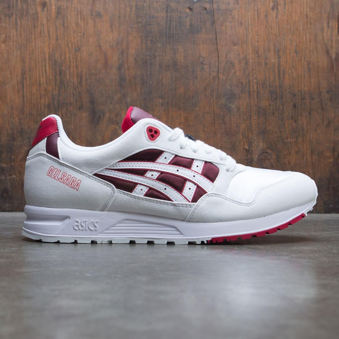 new arrivals 79446 92982 Asics Tiger Men Gel-Saga (white / samba)