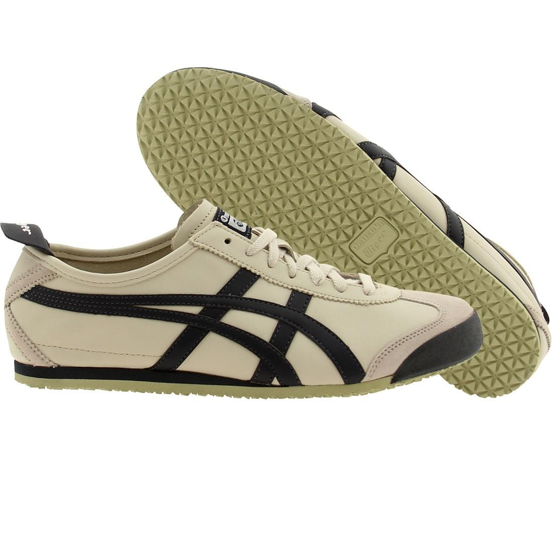 best service f5e5c 22008 Onitsuka Tiger Men Mexico 66 (tan / birch / india ink / latte)