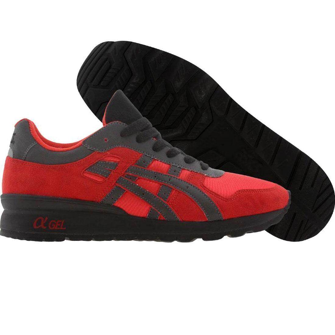 przybywa buty sportowe kupować nowe BAIT x Asics Tiger GT-II Premium 3M Rings Pack - Red Ring (red / black)