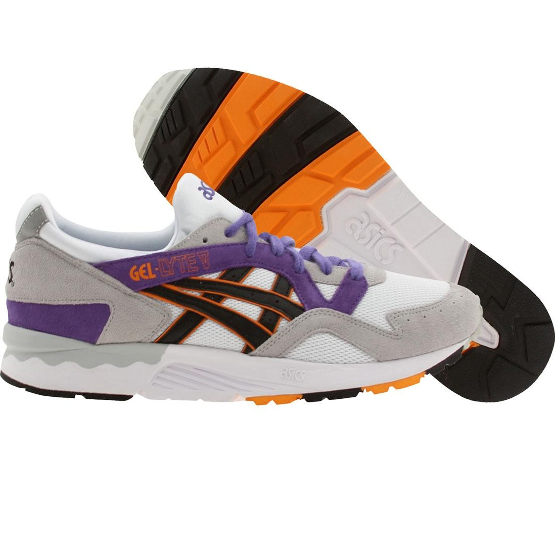 newest 124df 899a8 Asics Tiger Men Gel-Lyte V (white / black)
