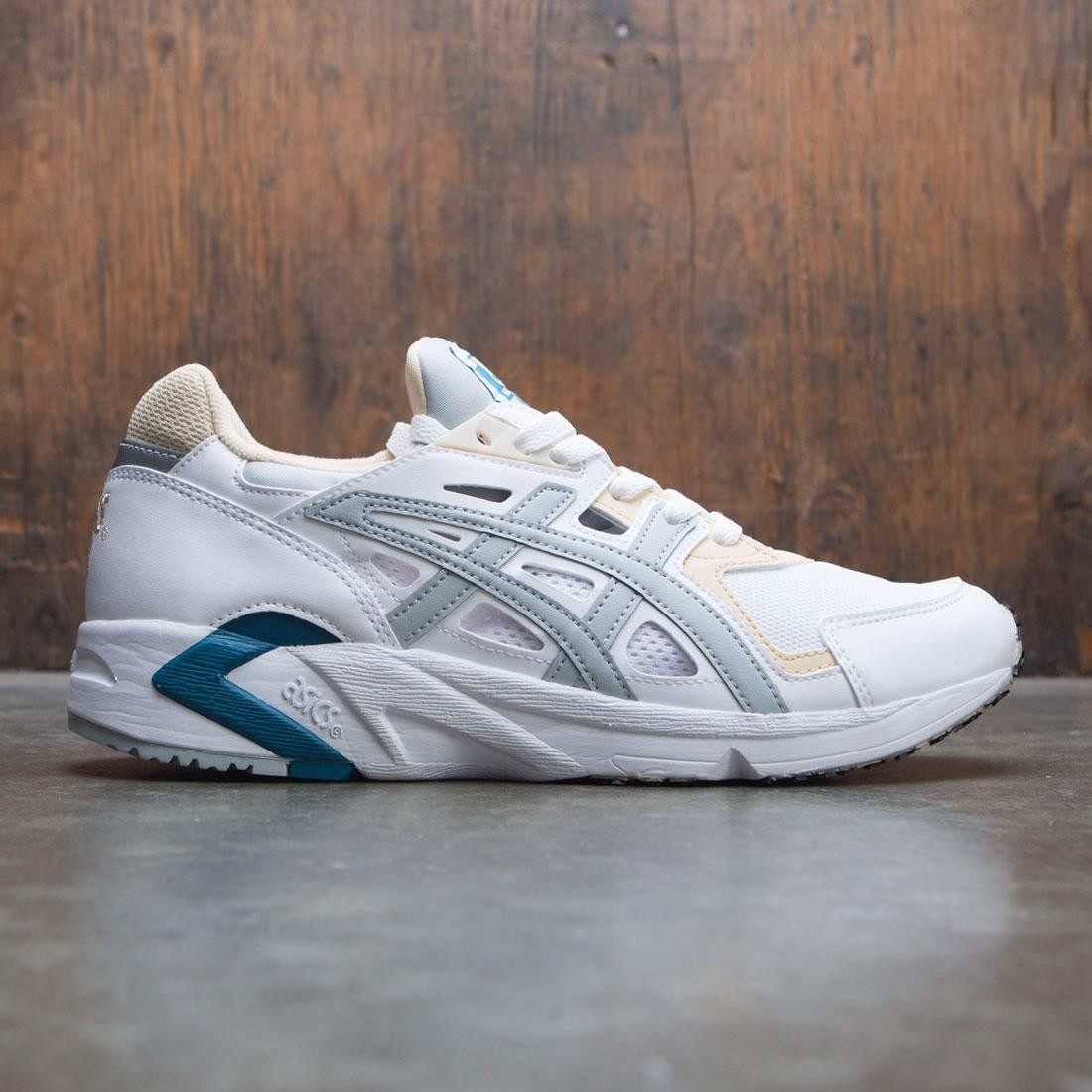 new arrival 7b857 e7f2a Asics Tiger Men Gel-DS Trainer OG white mid grey