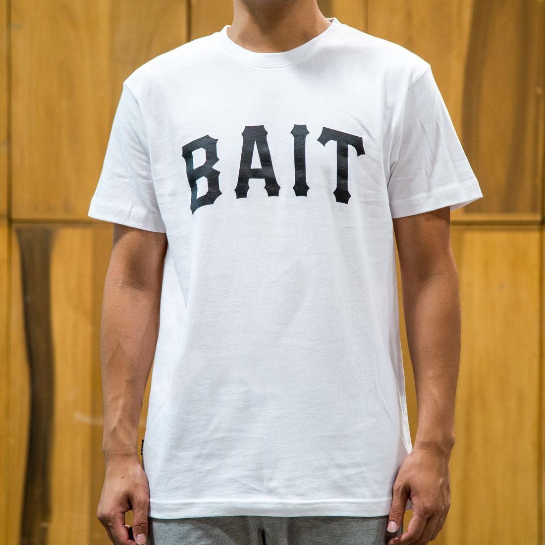 BAIT Heavy Hitter Tee (white)