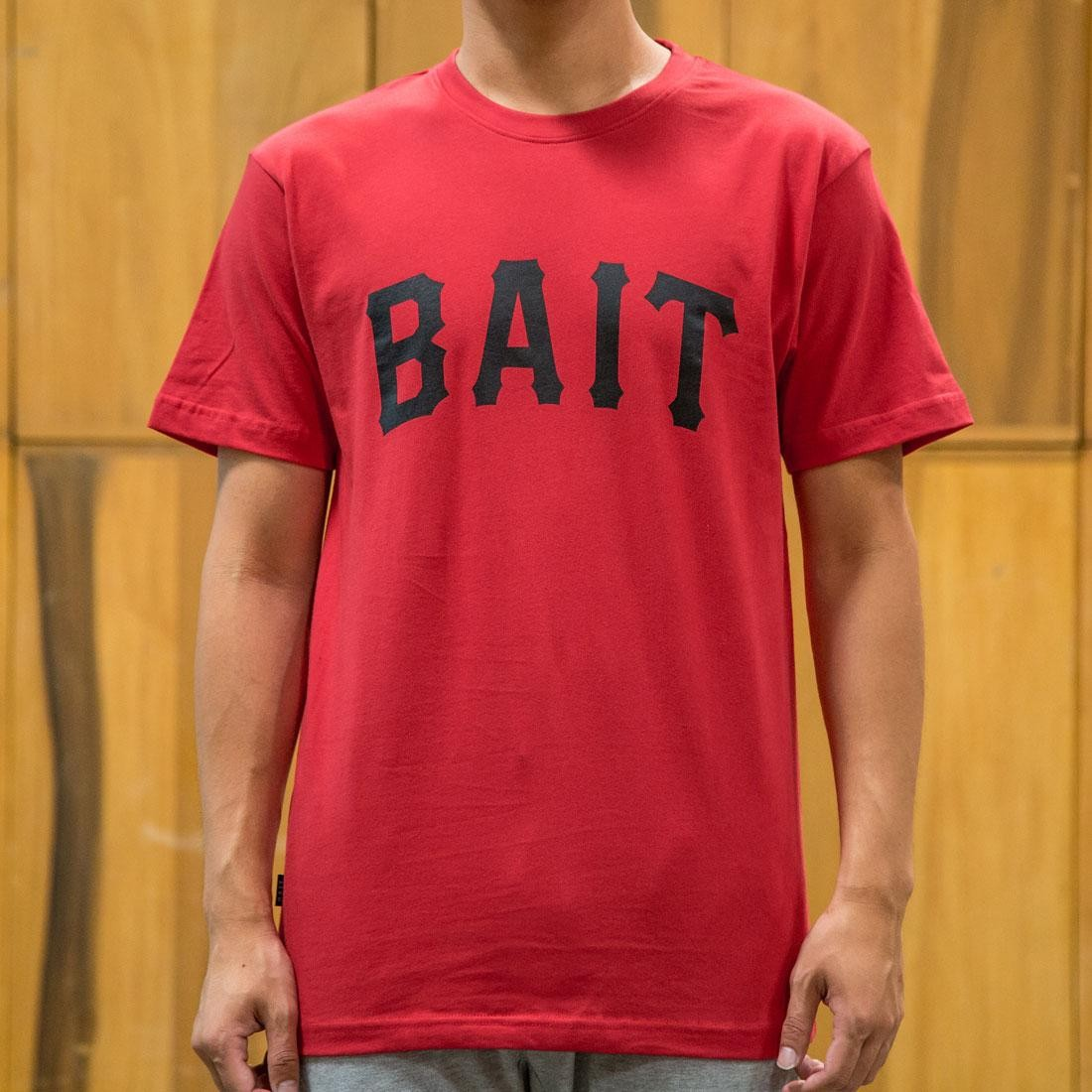 BAIT Heavy Hitter Tee (red)