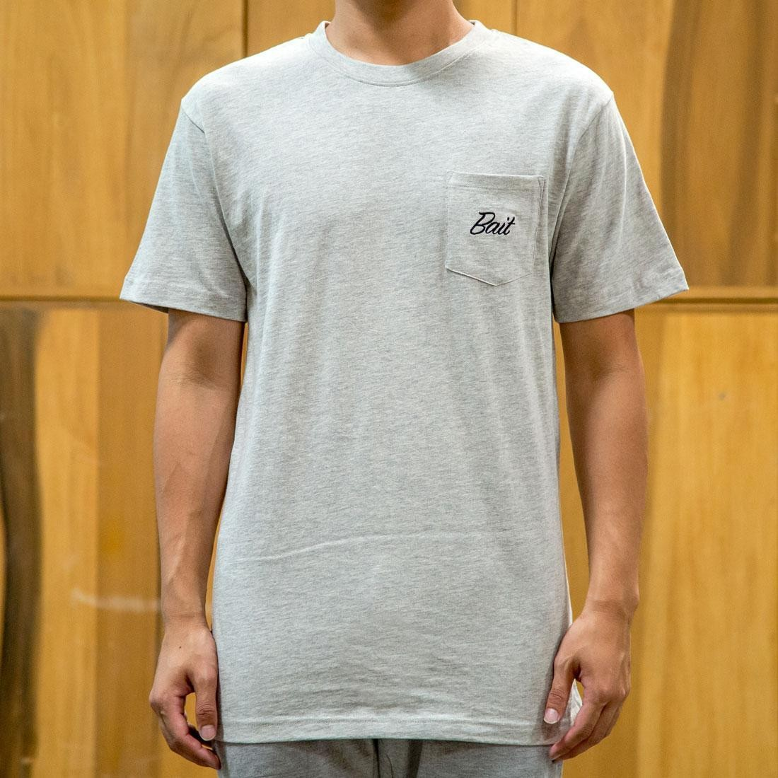 BAIT Men Core Pocket Tee (gray)