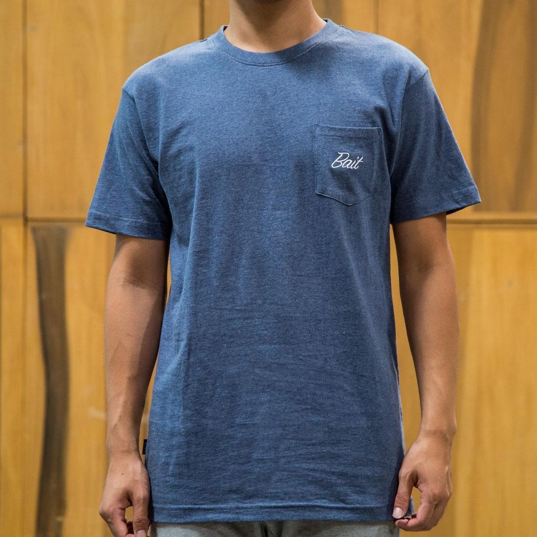 BAIT Men Core Pocket Tee (blue)