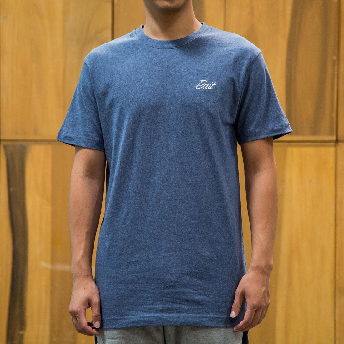 BAIT Men Core Extended Tee (blue)