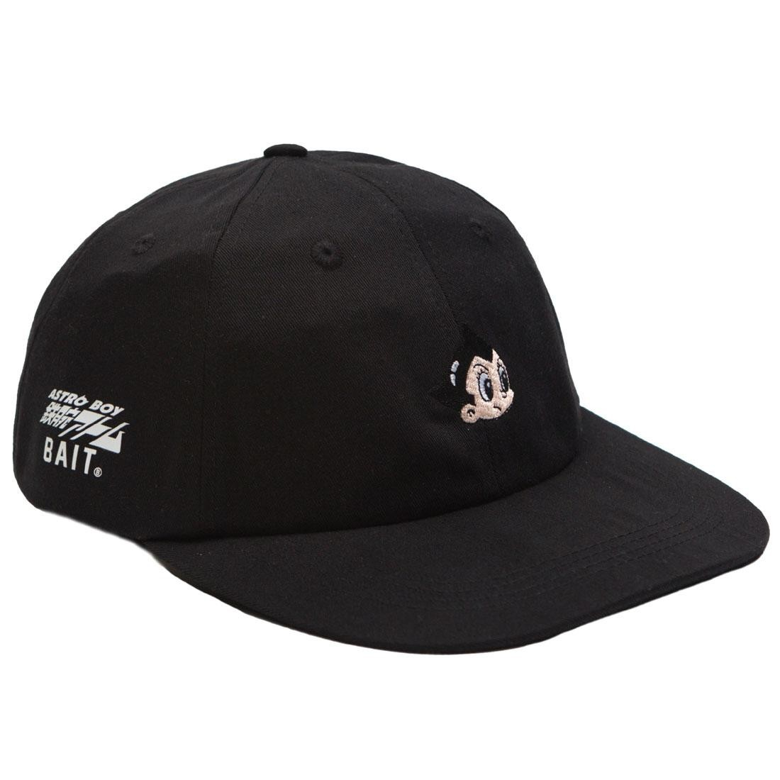 BAIT x Astro Boy Head Dad Cap (black)