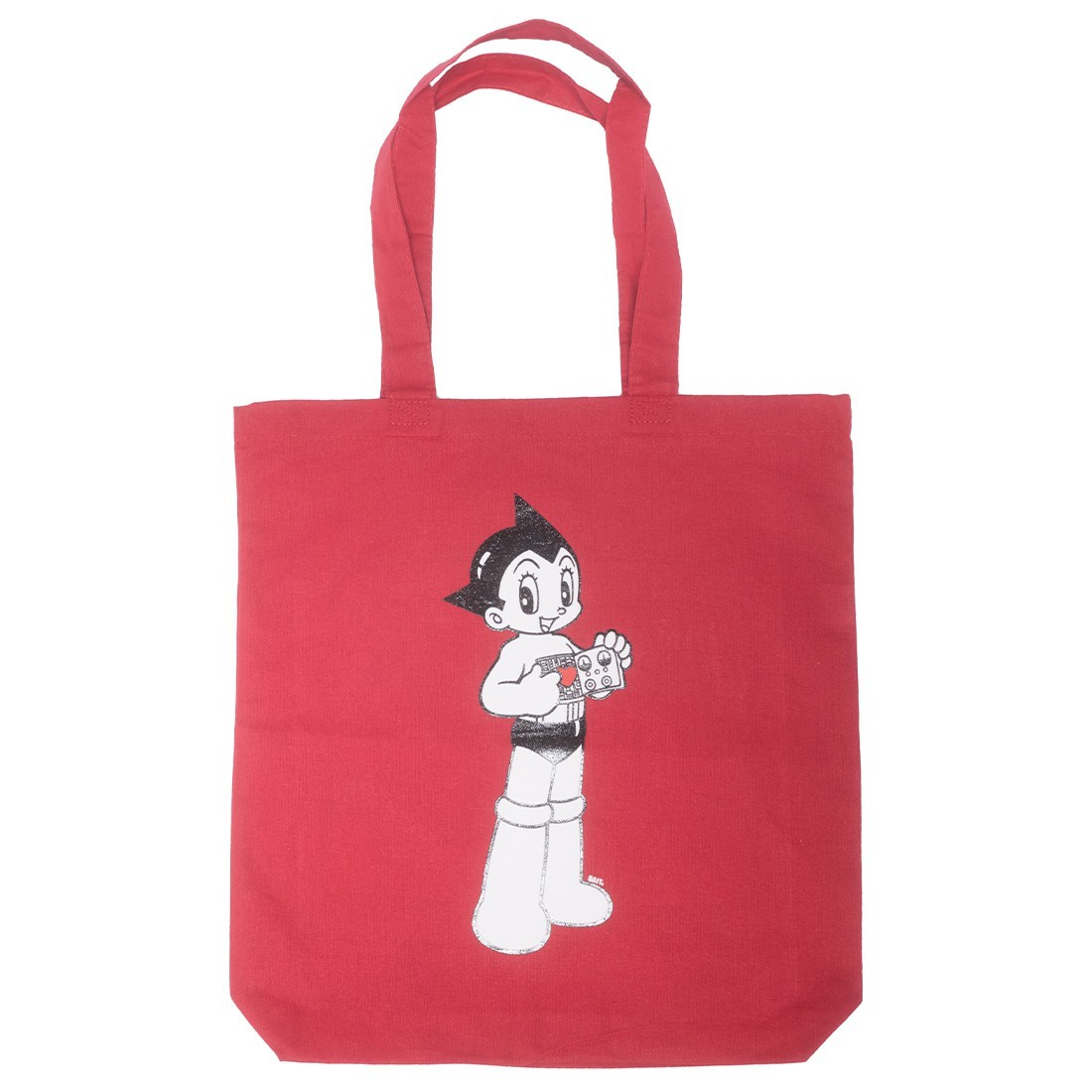 BAIT x Astro Boy Heart Tote Bag (red)