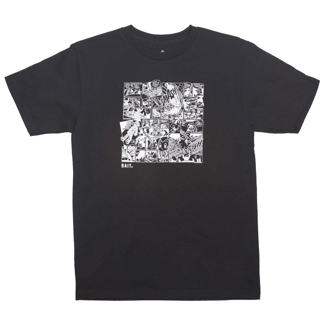 BAIT x Astro Boy Men Manga Tee (black)