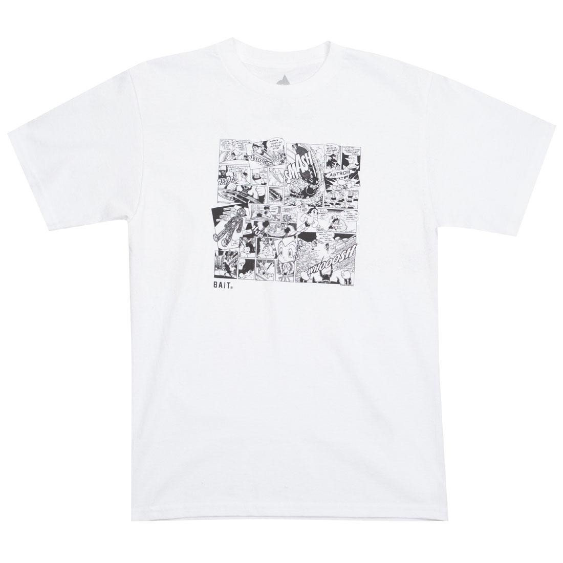 BAIT x Astro Boy Men Manga Tee (white)