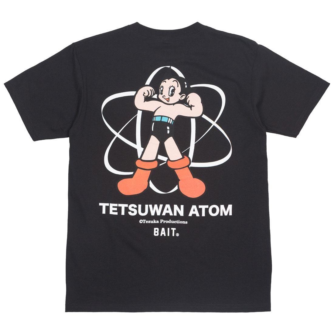 BAIT x Astro Boy Men Tetsuwan Atom Tee (black)