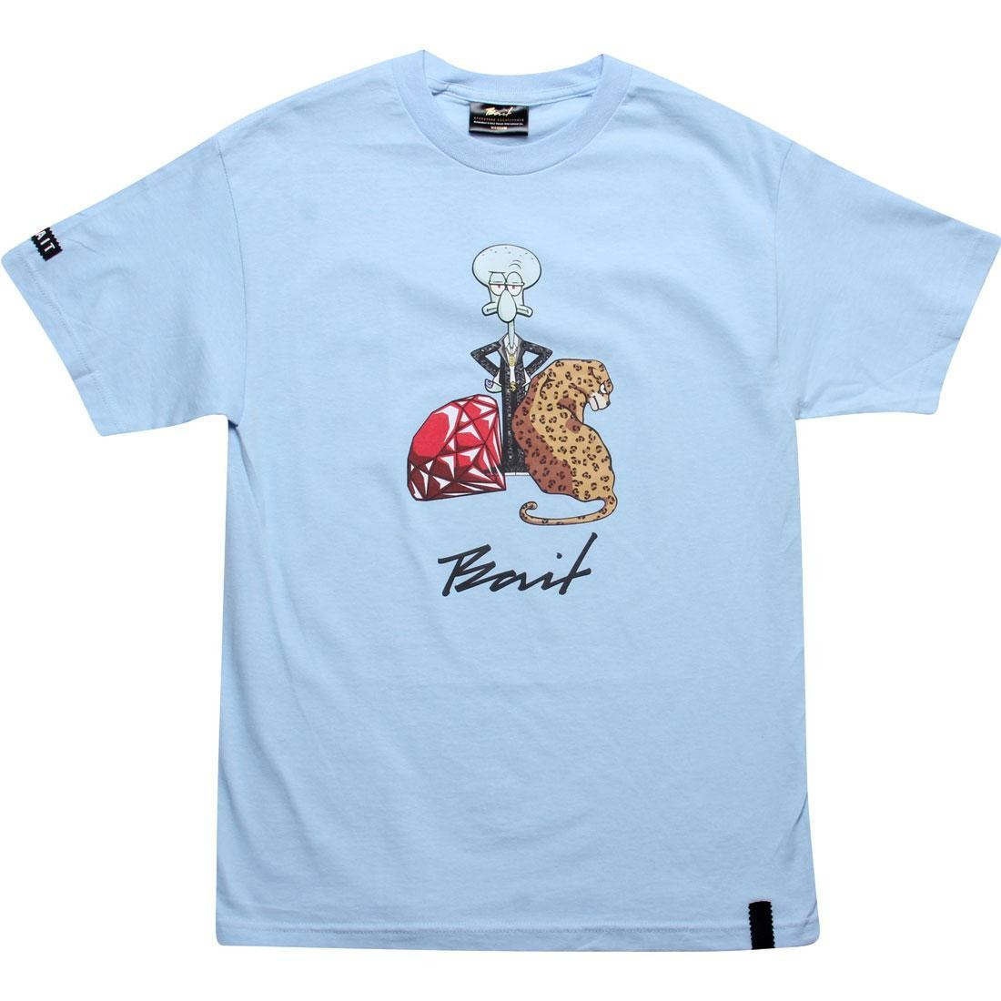 BAIT x SpongeBob Squidward Tee (powder blue)