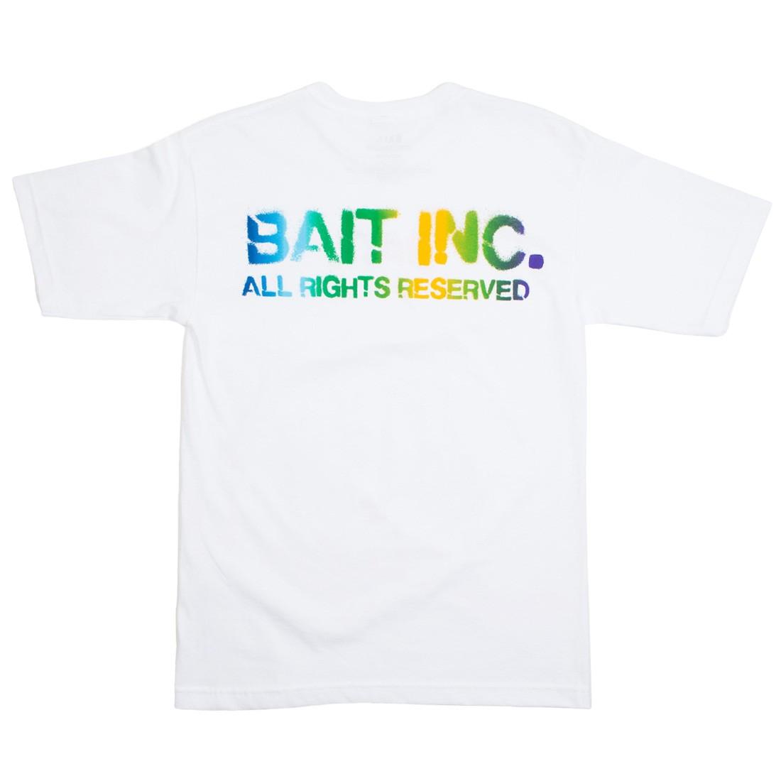 BAIT Men BAIT Inc Tee (white)