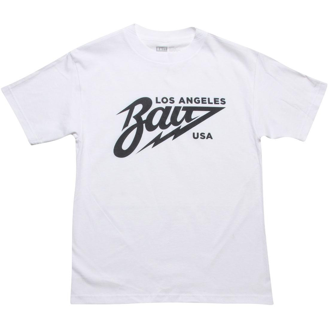 BAIT Los Angeles Tee (white / black)