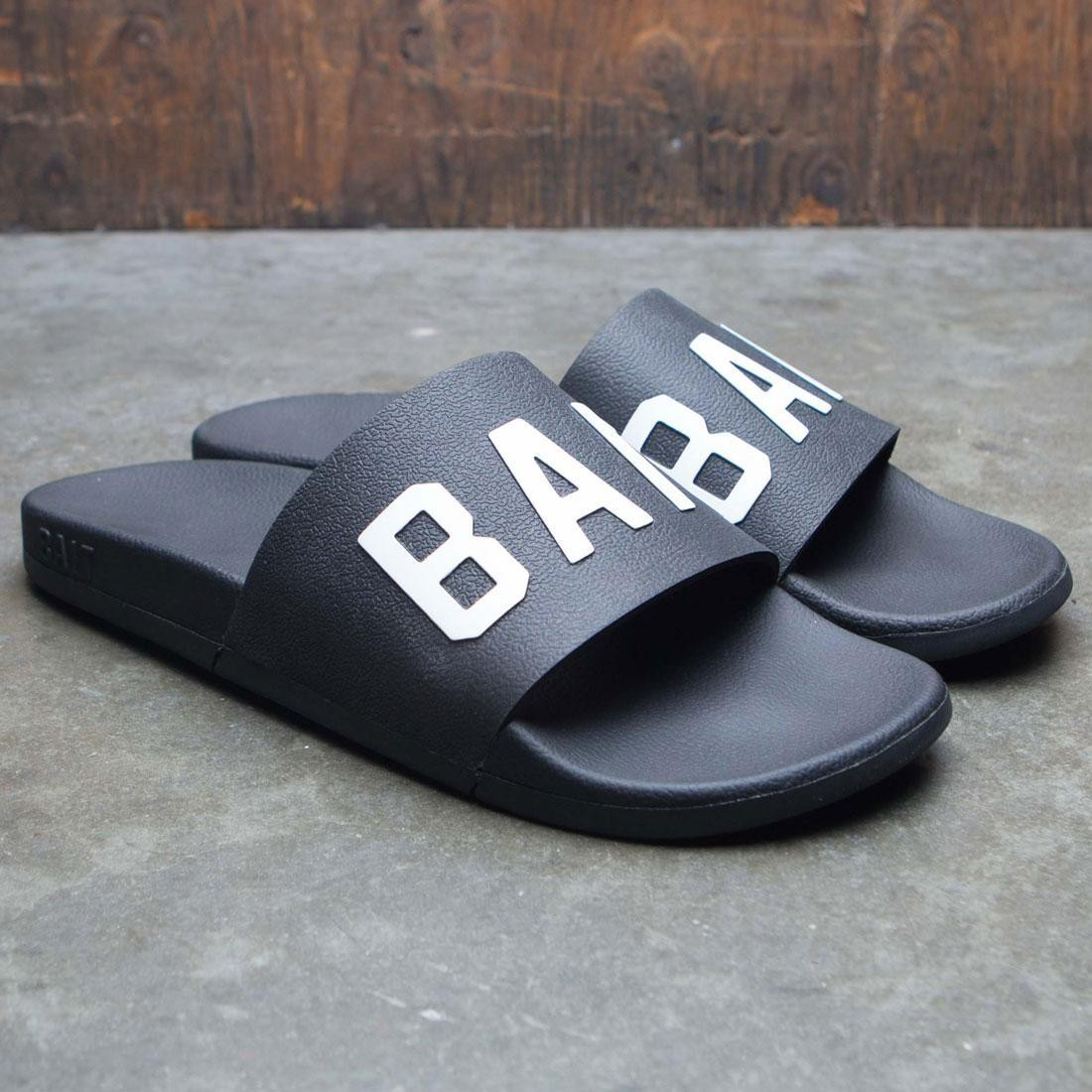BAIT Men BAIT Logo Slides (black)