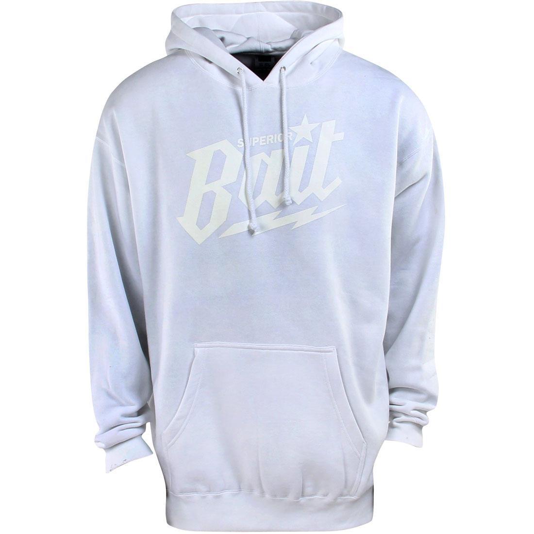 BAIT Superior BAIT Hoody (white / white)