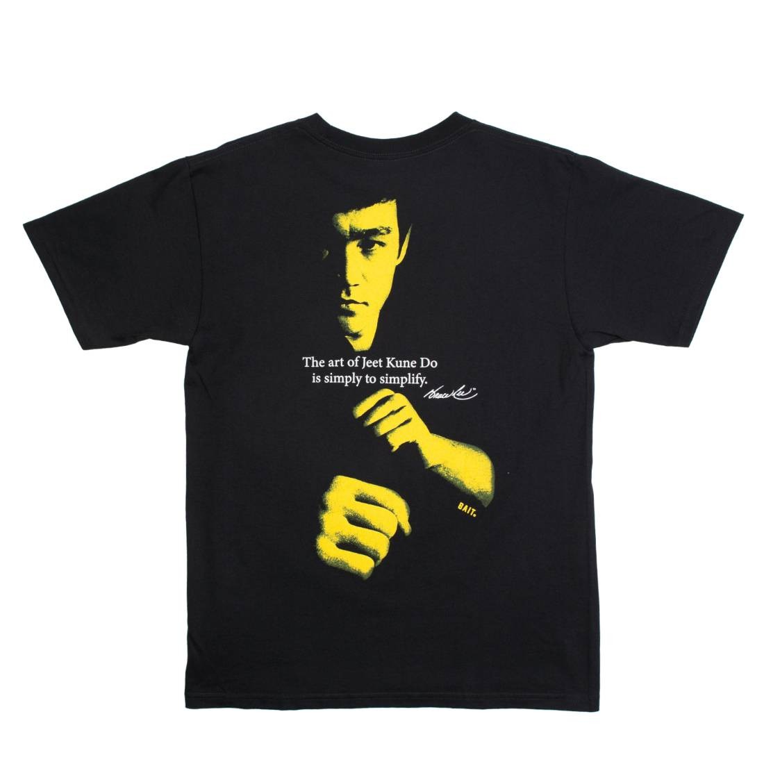 BAIT x Bruce Lee Men Jeet Kune Do Tee (black)