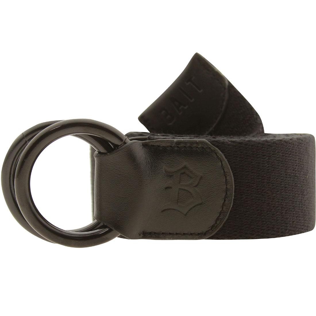BAIT O-Ring Belt (black / black)