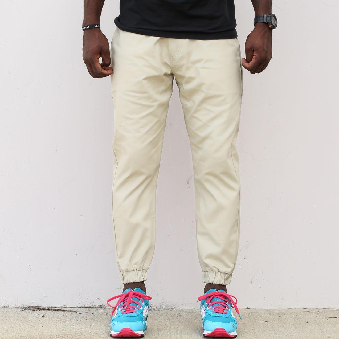 BAIT Basic Jogger Pants (khaki)