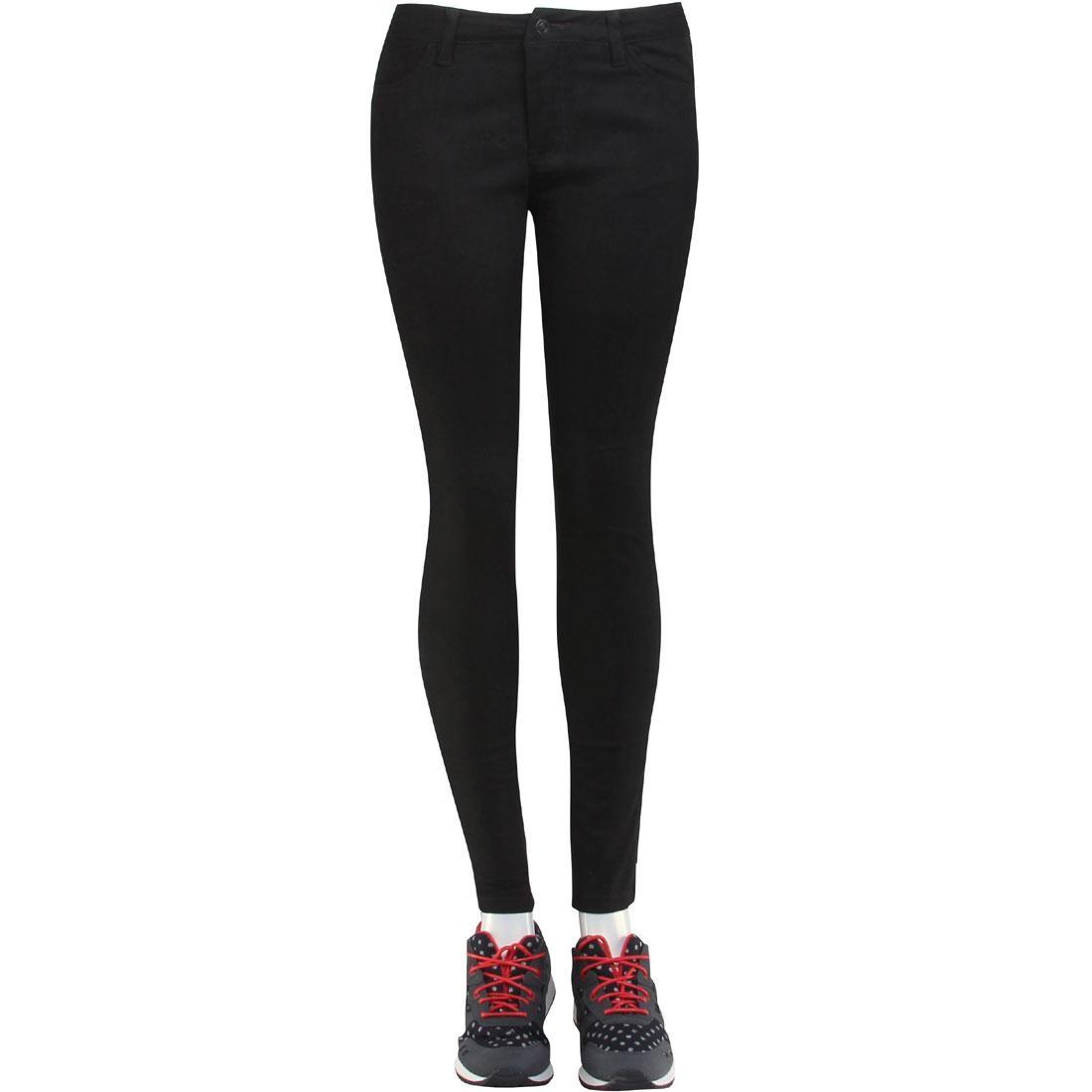 BAIT Women Skinny Jeans (black)