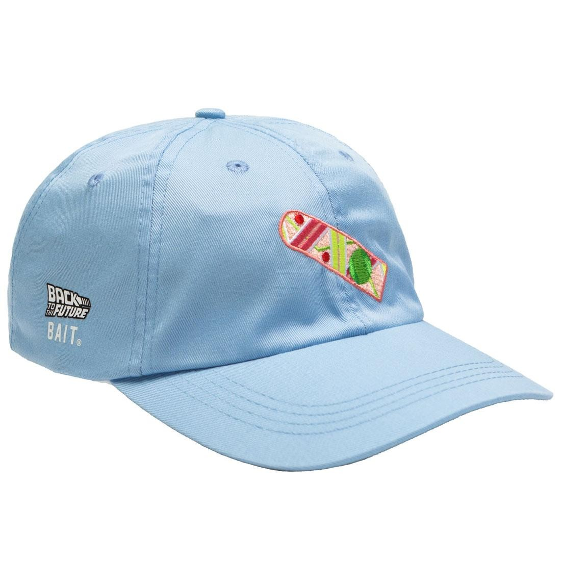 BAIT x Back To The Future Hoverboard Dad Cap (light blue)
