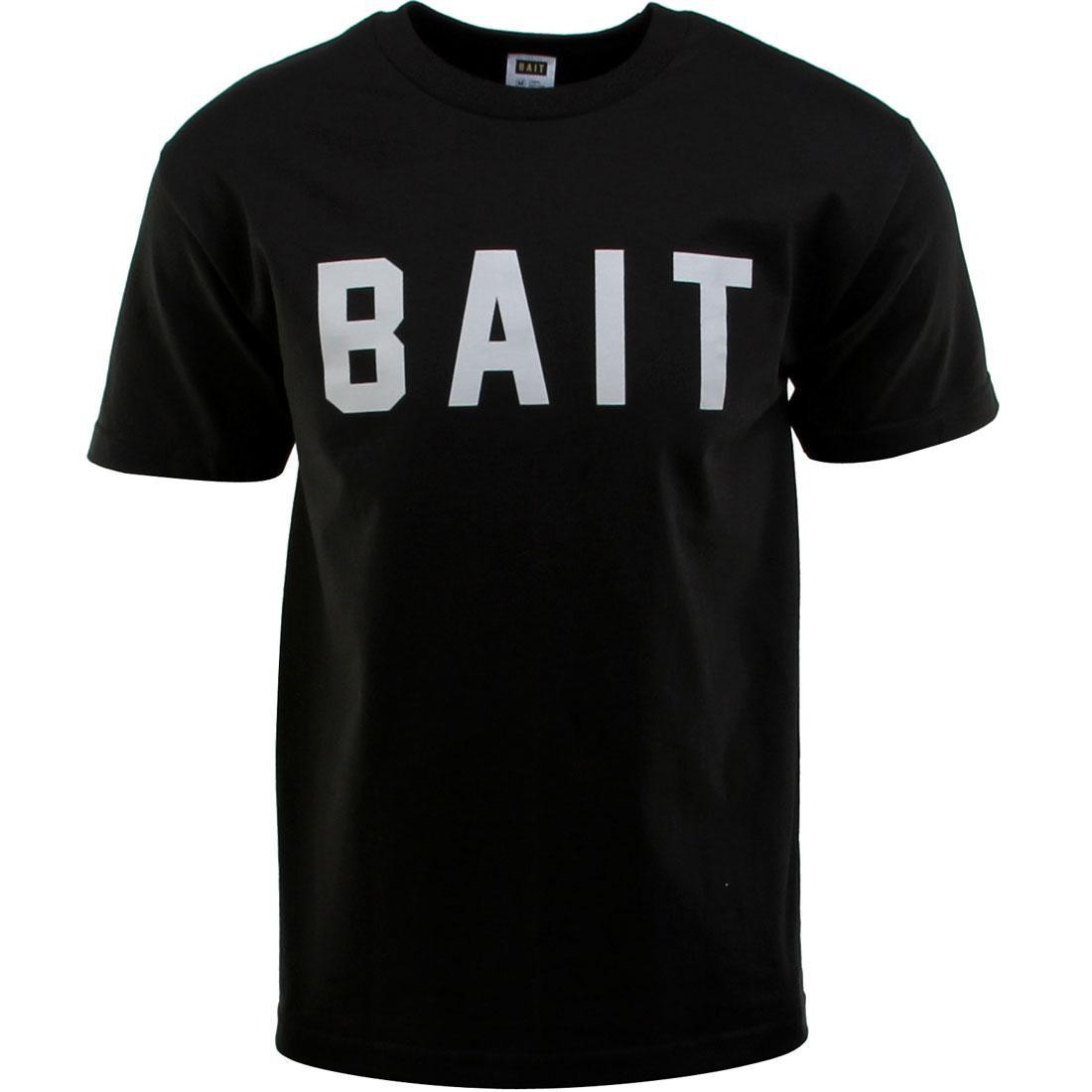 BAIT Logo Tee (black / gray)