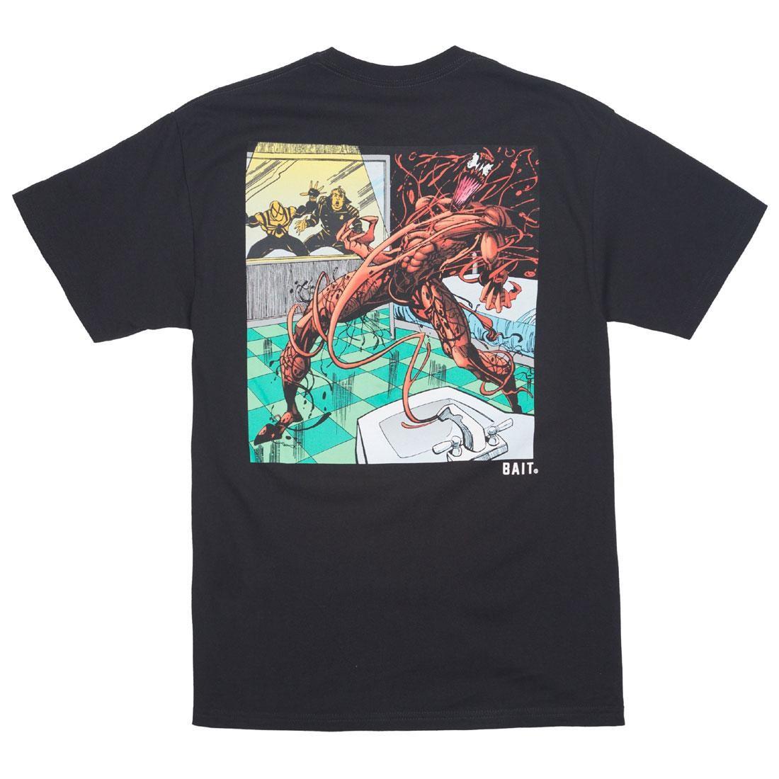 BAIT x Marvel Men Carnage Logo Tee (black)