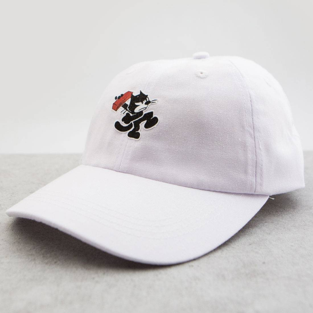 BAIT x DreamWorks Felix The Cat Brick Dad Cap (white)