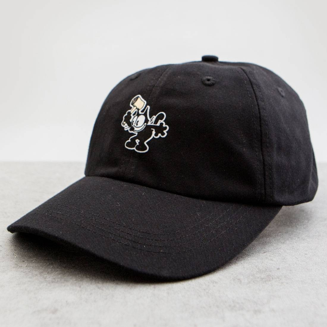 BAIT x DreamWorks Felix The Cat Hammer Dad Cap (black)