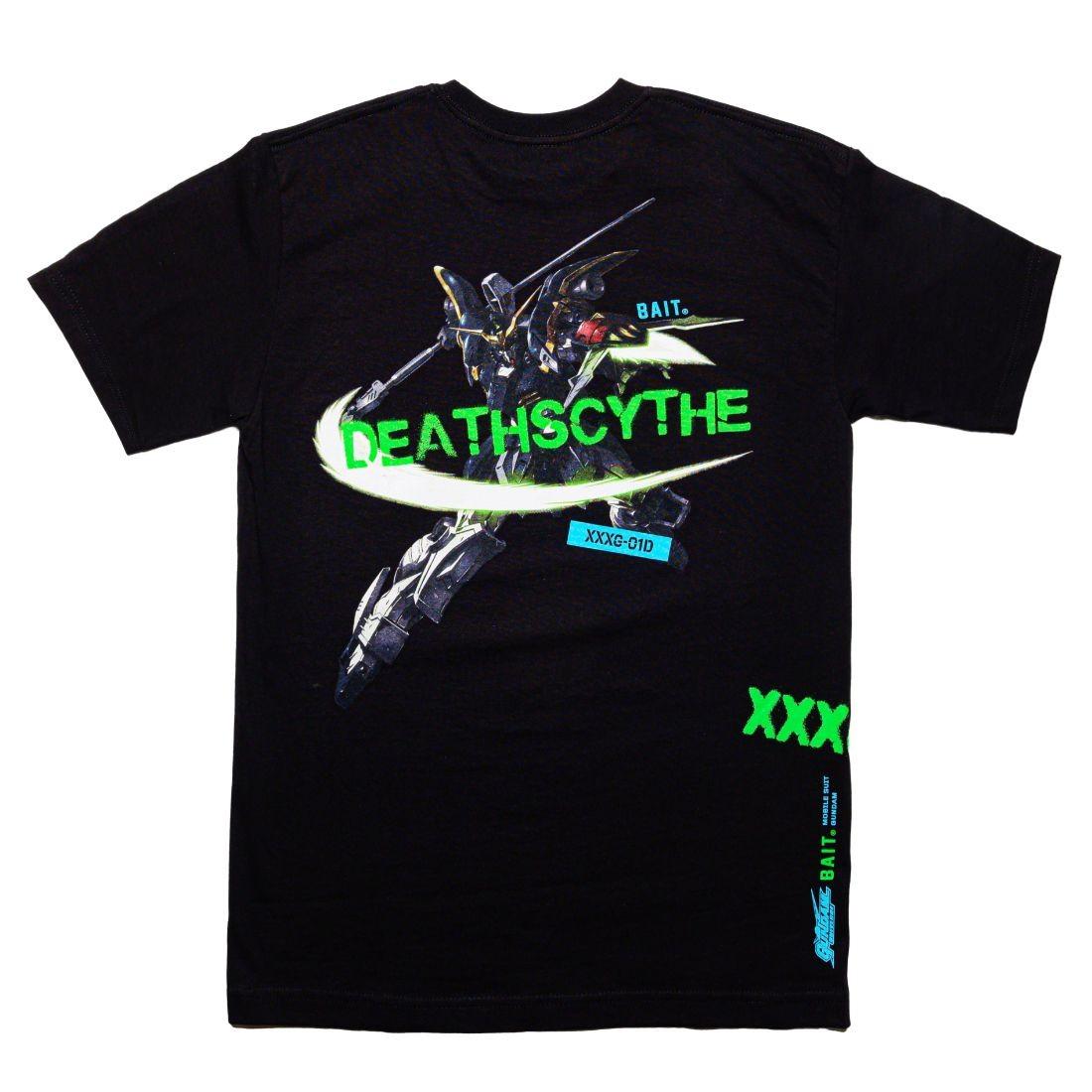 BAIT x Gundam Universe Men Deathscythe Tee (black)
